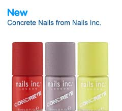 New to Nails Inc