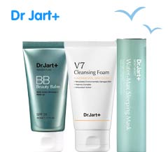 Dr Jart. Three for two mix and match on selected skin care, body care, number seven, fake tan, indulgent bathing, vitamins and mens products ? cheapest free