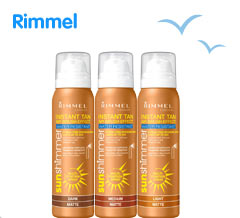 Rimmel Sunshimmer fake tan