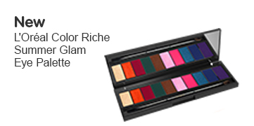 Loreal Summer Palettes