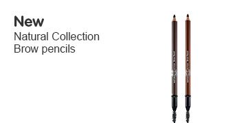 new Natural Collection Brow Pencils