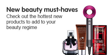 New beauty must-haves