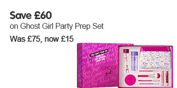 Save £60 on Ghost Girl Party Prep Set