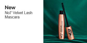 New Number Seven velvet lash mascara