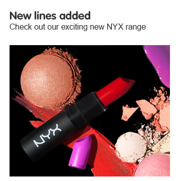 NYX - What's New