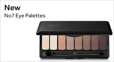 New No7 Eye Palettes