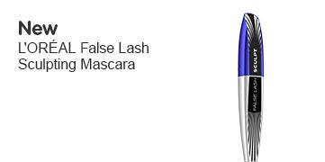 New Loreal false lash sculpting mascara