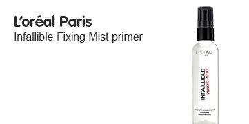 L'Oreal Infallible Fixing Mist Primer