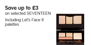 Save up to three pounds on selected Seventeen