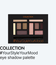 Collection eye shadow