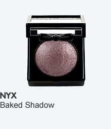 NYX Baked eye shadow