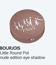 Bourjois Nude Little round pots