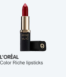 LOreal Color Riche Lipstick
