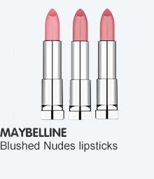 Maybelline Color Sensational Blushed Nudes Lipstick