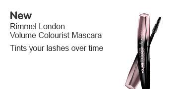 New Rimmel volume colourist mascara