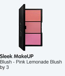 Sleek blush by three