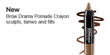 New Maybelline brow drama pomade crayon. Sculpts tames and fills.