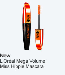 New LOreal Miss Hippie mascara