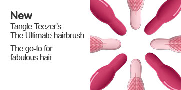 new tangle teezer ultimate hair brush