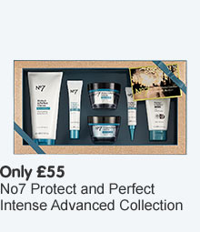 Only £55 on the No7 Protect and Perfect Intense Advanced Collection