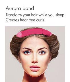 Aurora hair band