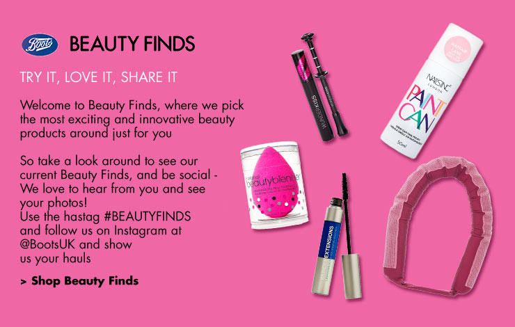 Welcome to beauty finds