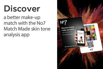 No7 Matchmade App