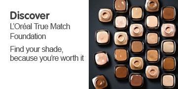 Discover loreal true match foundation
