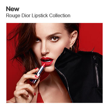 Rouge Dior Lipstick Collection