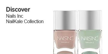 Nails inc kale nail polish
