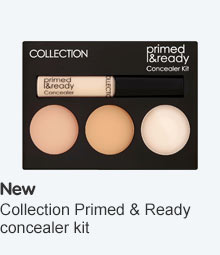 Collection Primed and ready concealer kit