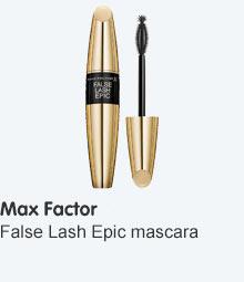 Max Factor Epic mascara