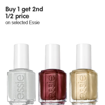 Essie Winter collection