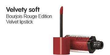 Bourjois velvet lipgloss