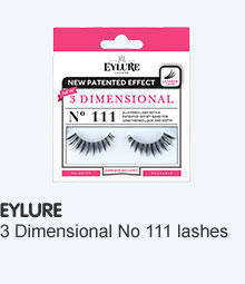 new Eylure 3 Dimensional 111 Lash