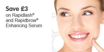 save three pound on rapid lash and rapid brow