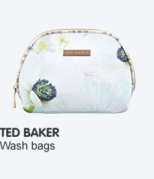 new ted baker wash bags