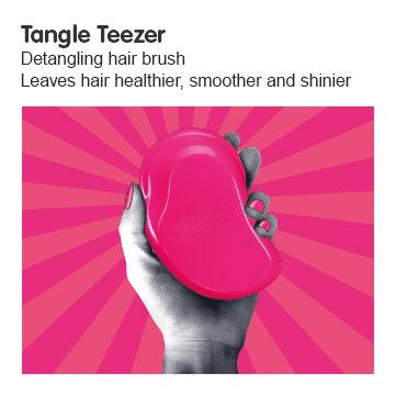 Discover tangle teezer original detangling brush