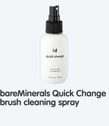 Bareminerals brush cleaning spray