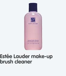 Estee Lauder makeup brush cleaner