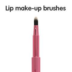 lip make-up brushes