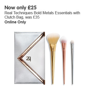 Only £25 on Bold metals essentials