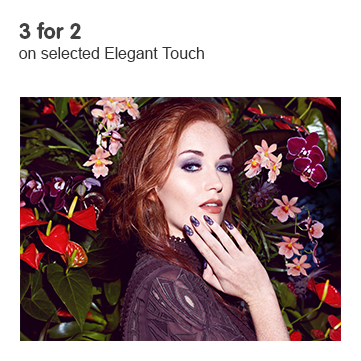 three for two on elegant touch