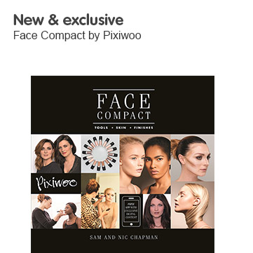 New Pixiwoo face compact