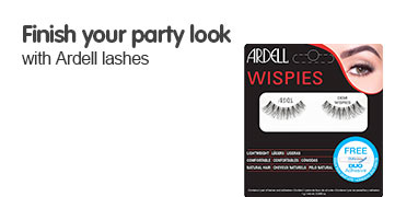 Ardell Lashes - get the party look
