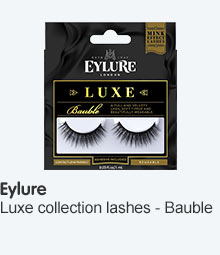 Discover Eylure Luxe Collection Lashes- Bauble