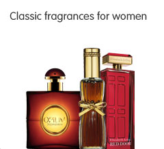 Classic fragrance for her