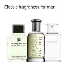 Classic fragrance for him