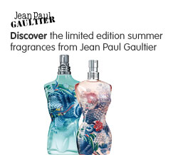 Limited Edition Jean Paul Gaultier Summer Fragrances