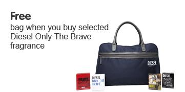 Free bag when you buy